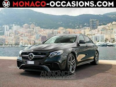 occasion Mercedes E63 AMG ClasseS 612ch 4Matic+ 9G-Tronic