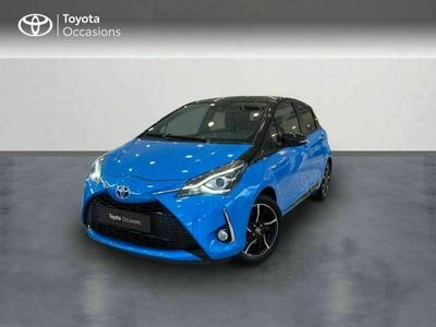 occasion Toyota Yaris 100h Cyan Edition 5p RC18