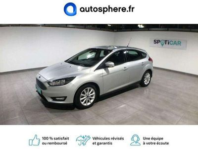 occasion Ford Focus 1.5 TDCi 120ch Stop&Start Edition