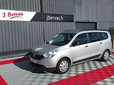 occasion Dacia Lodgy dCI 90 7 places Silver Line