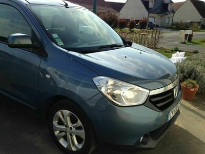 occasion Dacia Lodgy 1.5 dCI 110 FAP 5 places Ambiance