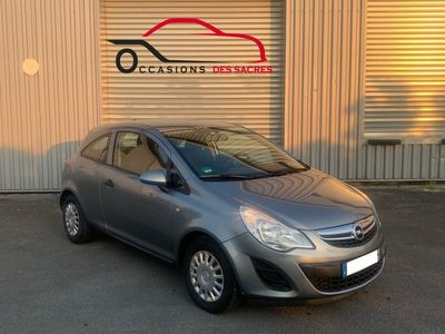 occasion Opel Corsa - 1.2 garantie / révisé/moteur a chaine - Gris