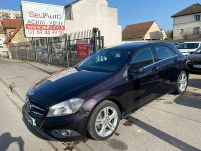 occasion Mercedes A200 CLASSE CDI INSPIRATION 7G-DCT (W176)