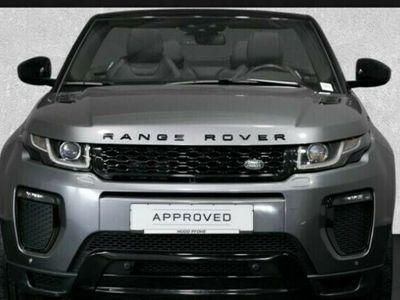 occasion Land Rover Range Rover evoque Cabriolet 2.0 TD4 180 HSE