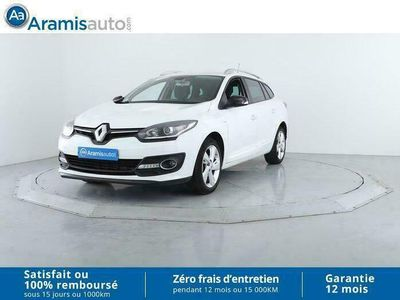 occasion Renault Mégane III Estate Limited 1.2 TCe 130 BVM6