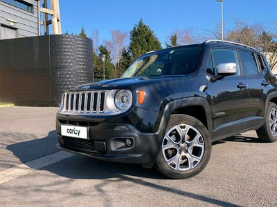 occasion Jeep Renegade RENEGADE2.0 I MultiJet S&S 140 ch