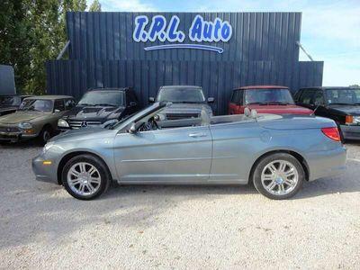 occasion Chrysler Sebring Cabriolet 2.0 CRD LIMITED TOIT RIGIDE