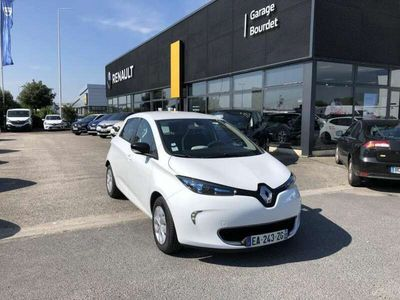 occasion Renault Zoe LIFE 60 CHARGE NORMAL TYPE 2