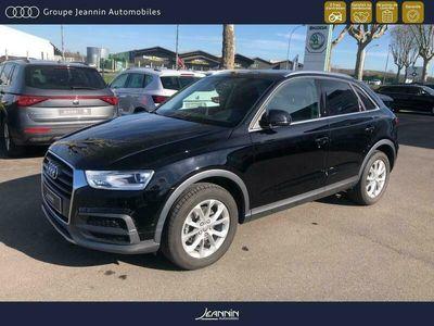 occasion Audi Q3 Design Ambition Luxe 2.0 TDI 88 kW (120 ch) 6 vitesses