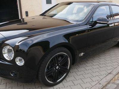 occasion Bentley Mulsanne Speed Beluga Edition, ACC, Caméra, Carbone