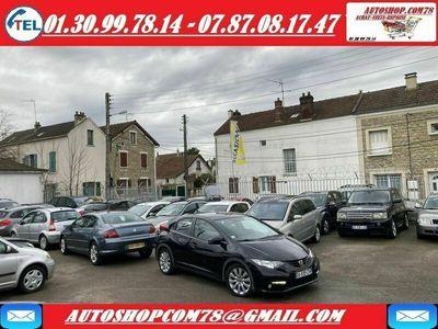 occasion Honda Civic 2.2 150CH I-DTEC EXECUTIVE CAMERA DE RECULE