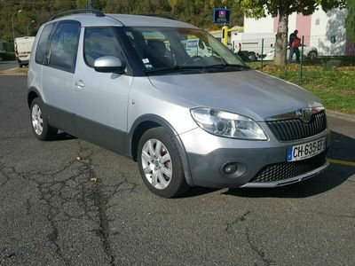 occasion Skoda Roomster 1.6 TDI 90 CR Ambition 1ère MAIN