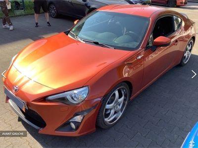 occasion Toyota GT86 - COUPE 2.0 D-4S 200 - Orange Métallisé