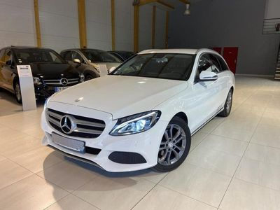 occasion Mercedes 220 Classe C Breakd Business Executive 7G-Tronic - Garantie