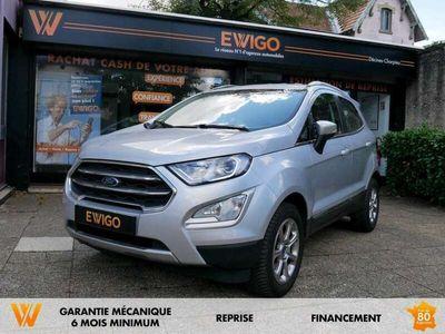 occasion Ford Ecosport Phase 3 1.5 TDCi 100 ch TITANIUM