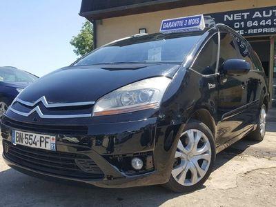 occasion Citroën Grand C4 Picasso 2007 - Noir Laqué - - distribution OK