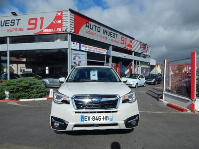 occasion Subaru Forester 2.0i 150ch Eyesight Luxury Lineartronic