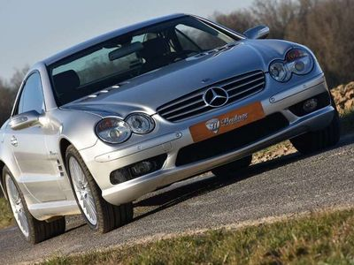 occasion Mercedes SL55 AMG AMG CLASSE ROADSTER (07/2001-01/2006) A