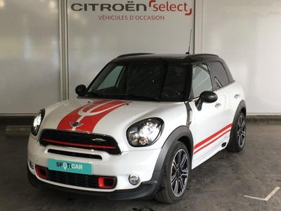 occasion Mini Cooper SD Countryman 143ch Pack John Cooper Works Extérieur