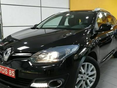 occasion Renault Mégane 1.5 DCI 110CH ENERGY BUSINESS ECO² 2015