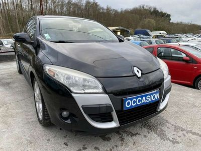 occasion Renault Mégane III COUPE 1.5 DCI 105CH DYNAMIQUE ECO²