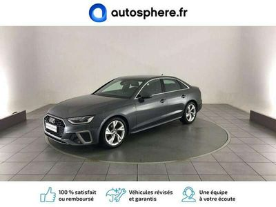 occasion Audi A4 35 TFSI 150ch S line S tronic 7