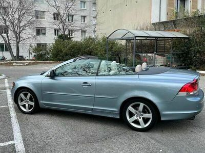 occasion Volvo C70 Cabriolet D5 180 Summum Geartronic A