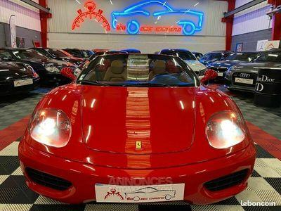 occasion Ferrari 360 Modena Spider 3.6