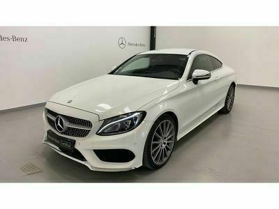 occasion Mercedes 220 CLASSE C COUPEd 170ch Sportline 9G-Tronic