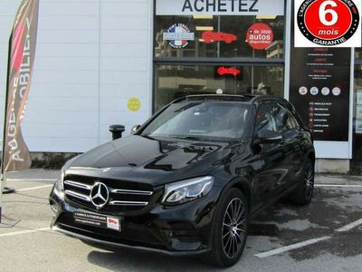 occasion Mercedes GLC220 d 170ch Fascination AMG 4Matic 9G-Tronic