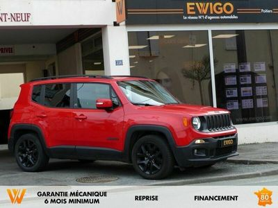 occasion Jeep Renegade 1.6 I MultiJet S&S 120 ch Brooklyn Edition