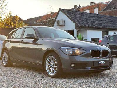 occasion BMW 116 d * GPS * CLIM * RADAR AR * JANTES * 5 PORTES *