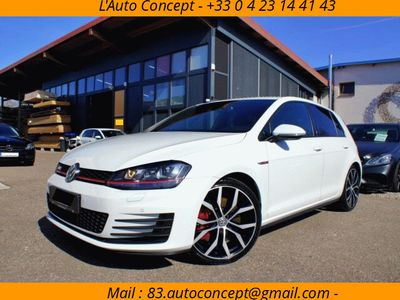 occasion VW Golf VII 2.0 GTI 230ch BMT Performance