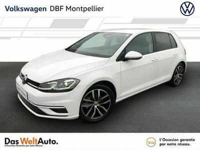 occasion VW Golf I 1.6 TDI 115ch FAP Carat Exclusive DSG7 5p