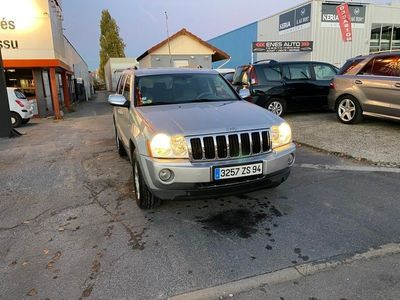 occasion Jeep Grand Cherokee 3.0l CRD Overland A (15 CV)