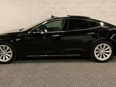 occasion Tesla Model S 75KWH 38000km PILOTAGE AUTO RECHARGE GRATUITE A VIE