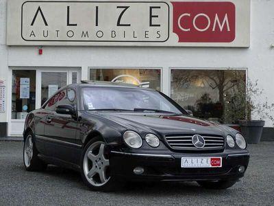 occasion Mercedes CL600 CLASSEba v12 Essence