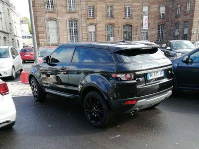 occasion Land Rover Range Rover evoque Coupé TD4 Dynamic