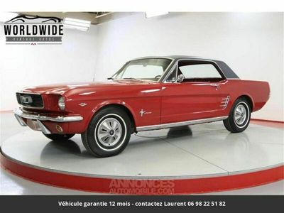 occasion Ford Mustang V8 289 1966 prix tout compris