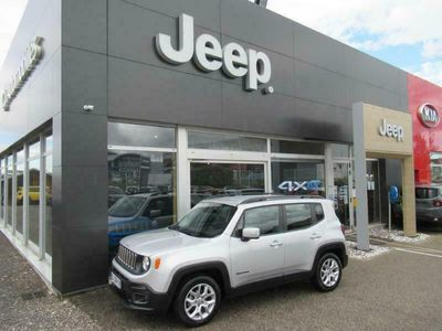 occasion Jeep Renegade 1.4 MultiAir S&S 140ch Longitude Business