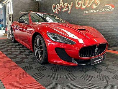 occasion Maserati GranCabrio 4.7 V8 460 MC Centennial Edition
