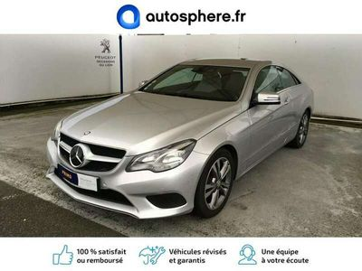 occasion Mercedes 220 CLASSE E COUPECDI Executive 7GTronic+