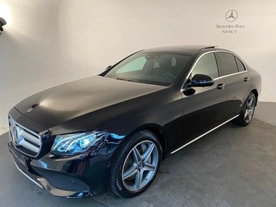 occasion Mercedes E300 Classe194+122ch Amg Line 9G Tronic