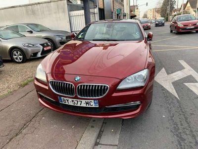 occasion BMW 640 d Coupé Exclusive - BVA COUPE F13