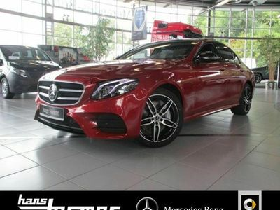 occasion Mercedes E350 EAMG Line, Night-P, Distr, WIDES, Head-Up