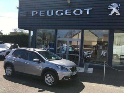 occasion Peugeot 2008 signature 1.2 puretech 82 cv