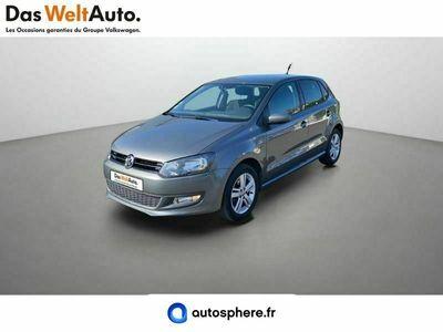 occasion VW Polo 1.6 TDI 90ch FAP 5p
