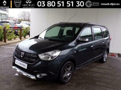 occasion Dacia Lodgy - dCI 110 7 places Stepway