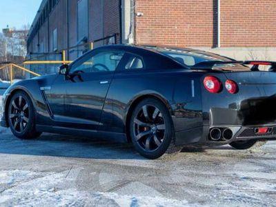 occasion Nissan GT-R 3.8 V6 485 Black Edition
