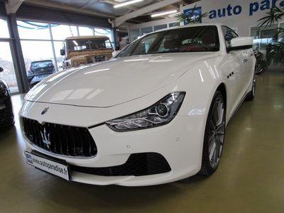 occasion Maserati Ghibli 3.0 V6 275ch Start/stop Diesel